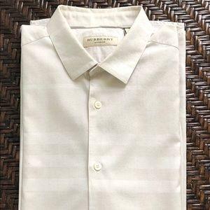 Burberry London Men's Tailored Shirt Size L